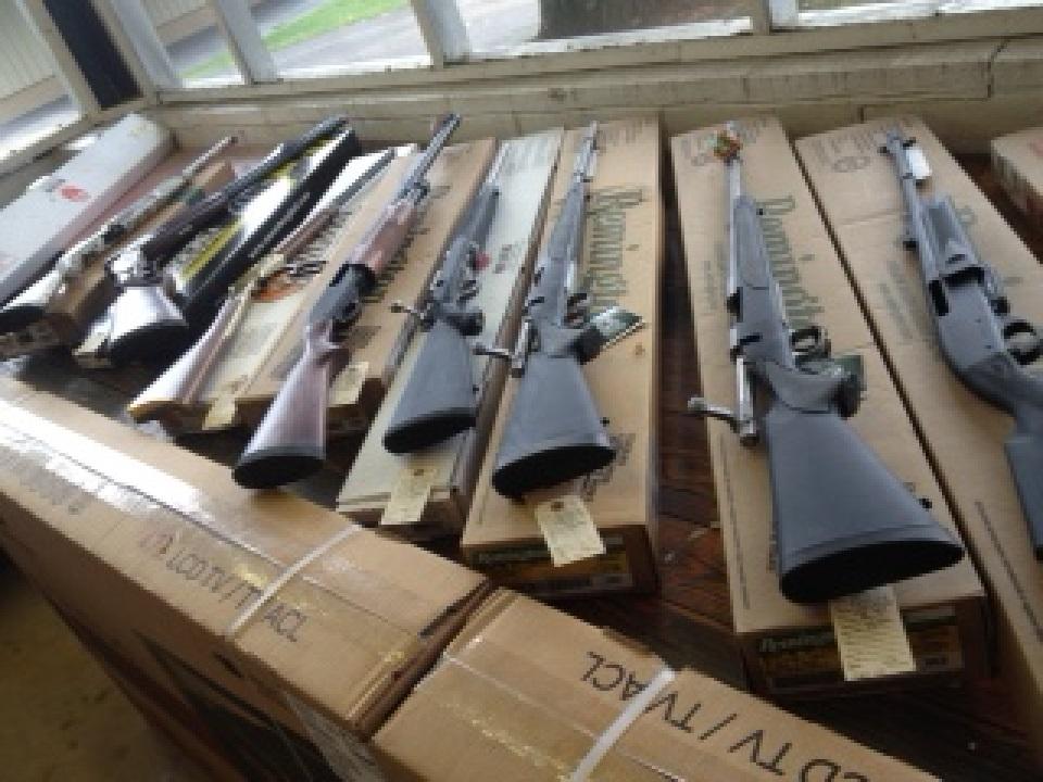 Gun Raffle 2